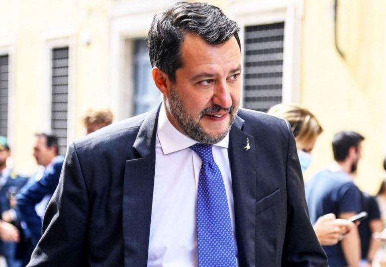 Delega fiscale, scontro Salvini-Draghi