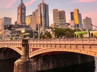 Melbourne fine lockdown