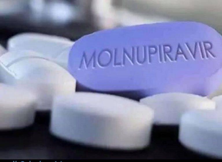 Una compressa a base di molnupiravir