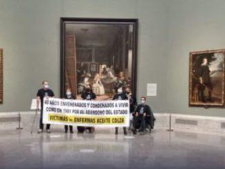 Museo del Prado Madrid vittime stupro