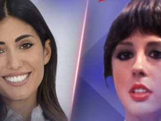 Federica Nargi e Daniela Goggi ai tempi di Zigo Zago nella card di TQS