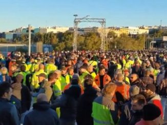 Trieste, aumento contagi