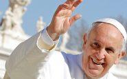 Papa Francesco terza dose
