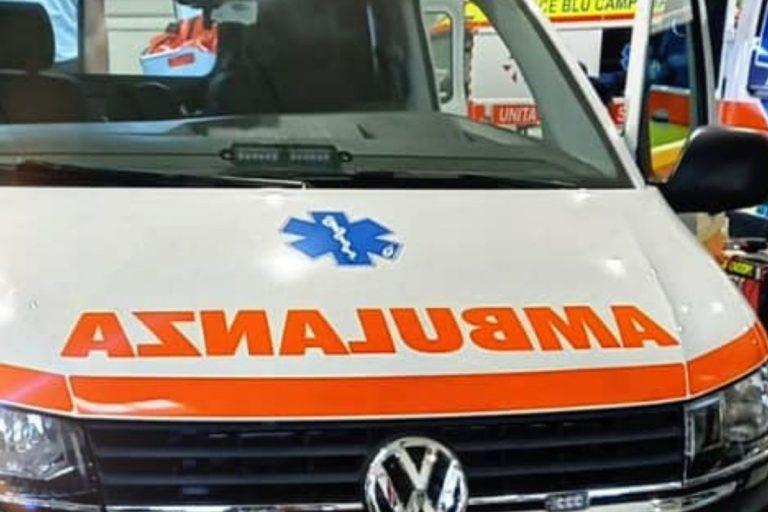 Pescara incidente sul lavoro