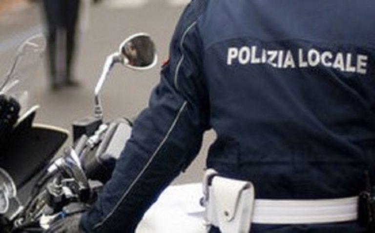 Nel tentativo di rapimento è intervenuta la Polizia Municipale
