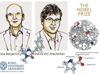 Vincitori Premio Nobel Chimica 2021
