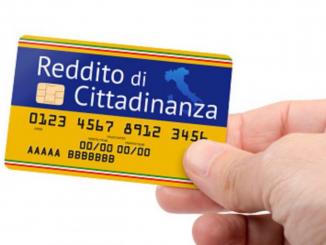 reddito di cittadinanza modifiche