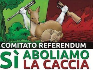 Referendum sulla caccia