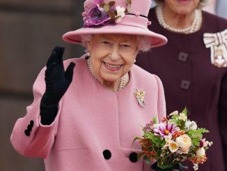 Regno Unito Regina Elisabetta