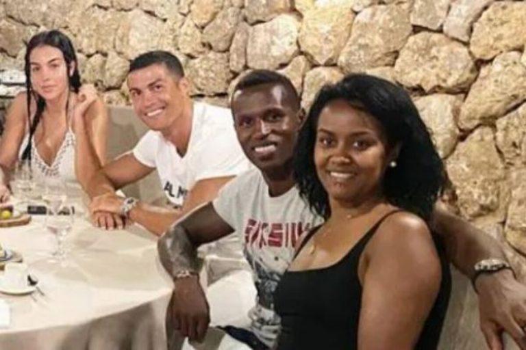 Ronaldo lutto