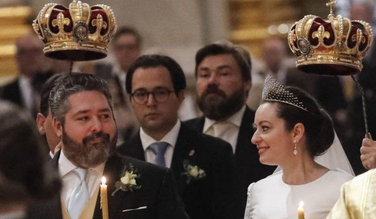 Russia nozze Virginia Bettarini