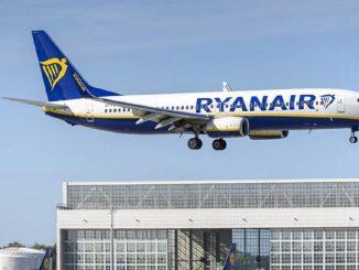 Ryanair rimborso Covid