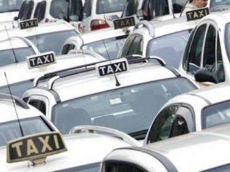 Sciopero dei tassisti 22 ottobre