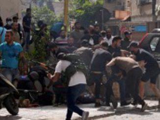 Strage a Beirut