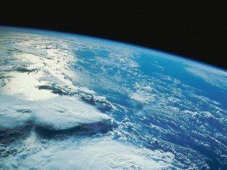 Una suggestiva immagine del nostro pianeta