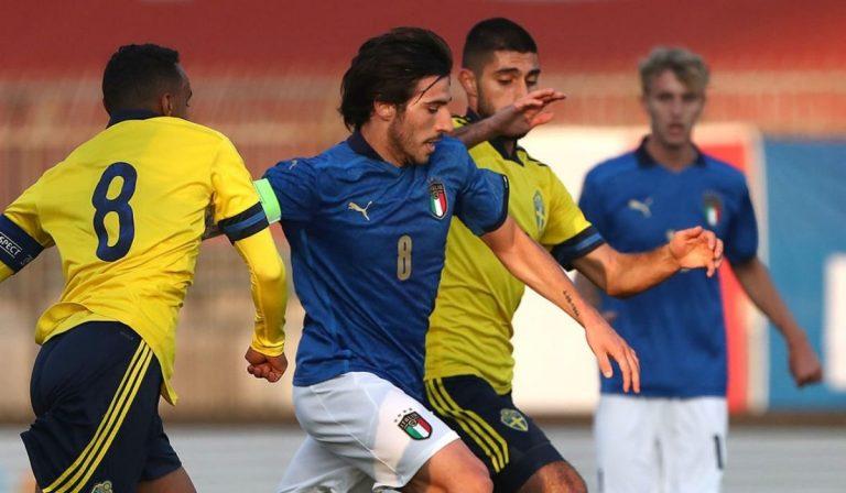 Under 21 Italia-Svezia