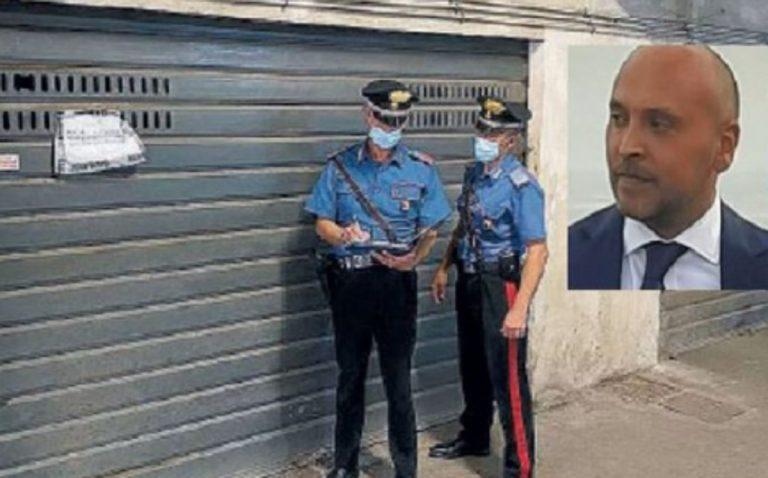 Uomo trovato morto nel garage: l'autopsia