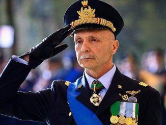 Il generale Enzo Vecciarelli