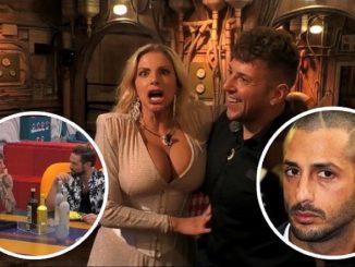 Gf Vip, Alex Belli rivela che Fabrizio Corona gli aveva preannuciato l'ingresso nella Casa di Rossi