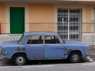auto parcheggiata Conegliano