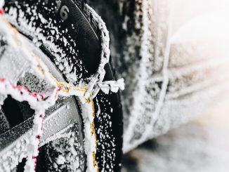 Catene da neve: obbligo e prezzi