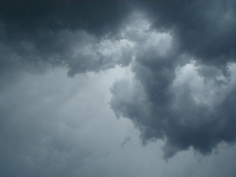 Per il 12 ottobre si attendono molte nuvole e piogge in Abruzzo