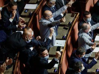 ddl zan applausi in senato