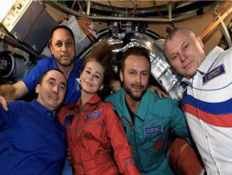 Film nello spazio