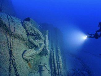 foto nave Britannic