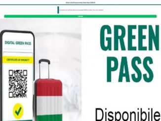 Green pass falso