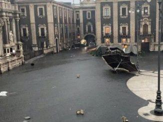 maltempo Catania donna morta