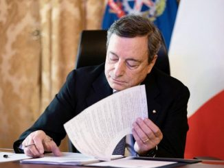 Mario Draghi e la Riforma fiscale