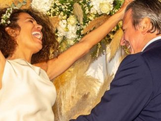 nozze Afef
