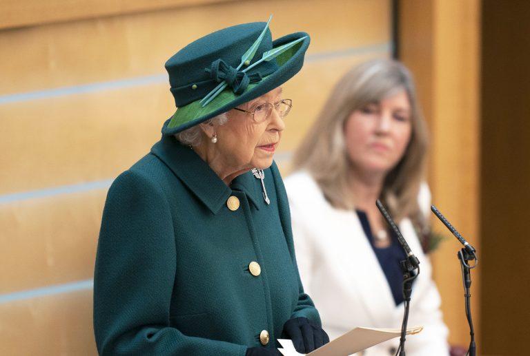 regina scozia