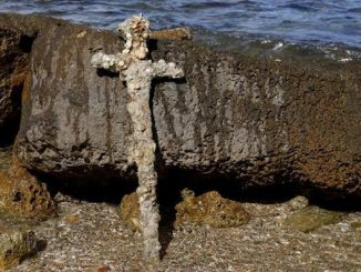 spada crociato Israele