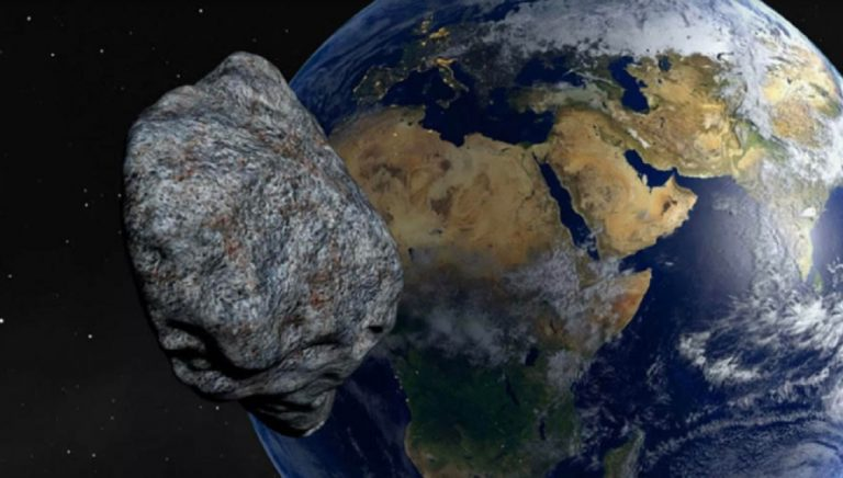 veicolo spaziale NASA asteroide