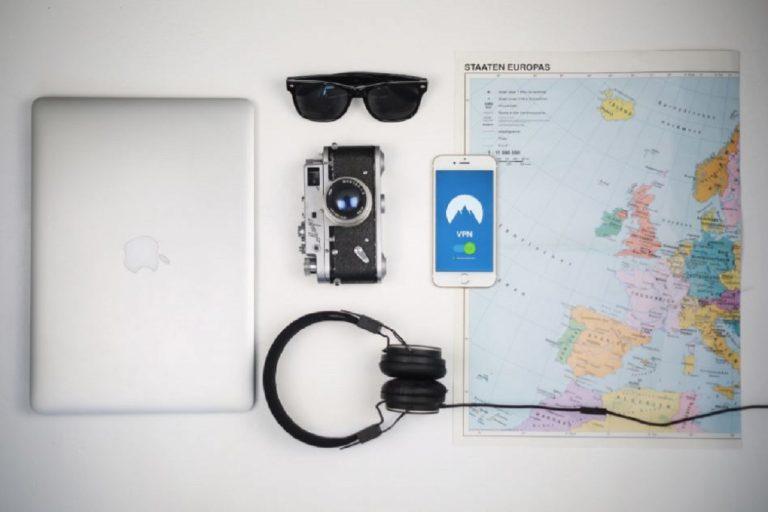 viaggiare con un laptop