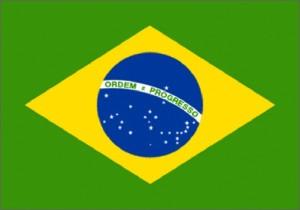 Brasile bandiera 300x210