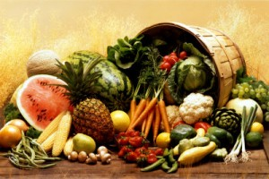 fruit and vegetables 300x200