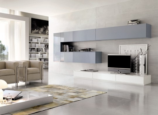 Arredamento moderno for Arredamenti moderni casa