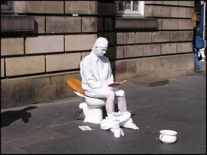 artista di strada 300x225