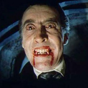 Conte Dracula Christopher Lee 300x300