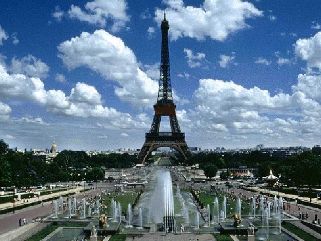 Volo E Hotel Per Parigi