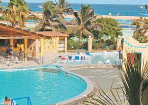 Capo Verde - ISOLA DI SAL - DJADSAL HOLIDAY CLUB