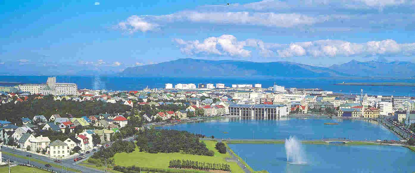 Icelandair lancia per l 39 estate il terzo volo milano for Casette di legno in islanda reykjavik