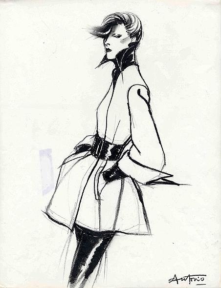 Drawing Fashion 2